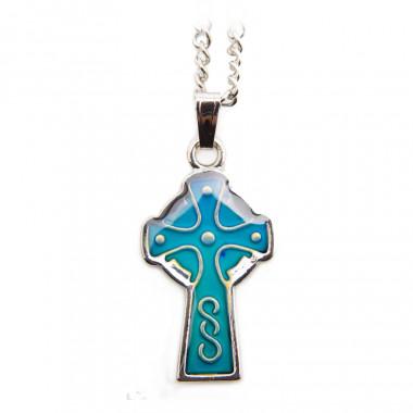 Pendentif Croix Celtic Magic