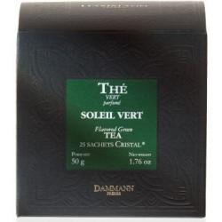 Dammann Thé Vert Soleil Vert 25 sachets 50g