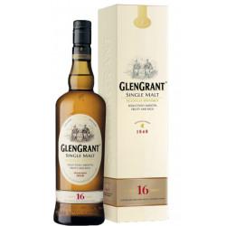 Glen Grant 16 ans 70cl 43°