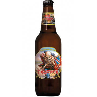 Trooper Iron Maiden 50cl 4.7°