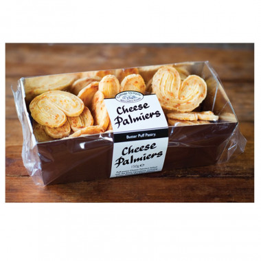 Biscuits Cheese Palmiers 150g