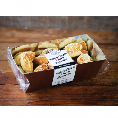 Biscuits Cheese & Herb 150g