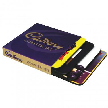 Coasters Cadbury (set de 4) 10 x 10cm