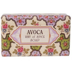 "Savon ""Hint of Spice"" Avoca 195g"