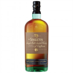 Singleton Of Dufftown 15 Ans 70cl 40°
