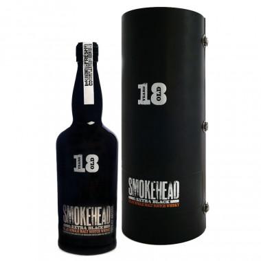 Smokehead 18 ans Extra Black 70cl 46°