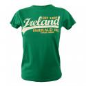 T-shirt Vert Ireland