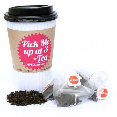 The Teashed Pick Me Up At 3 - 20 sachets