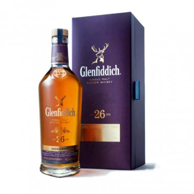 Glenfiddich Excellence 26 ans 70cl 43°