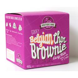 Préparation Brownie Boutique Bake 490g