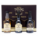 Teeling Trinity Pack 3x5cl 46°