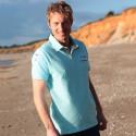Polo Turquoise Wellington Bay Black Wellis