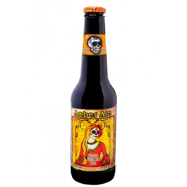 Day Of The Dead Amber Ale 33cl 5.5°