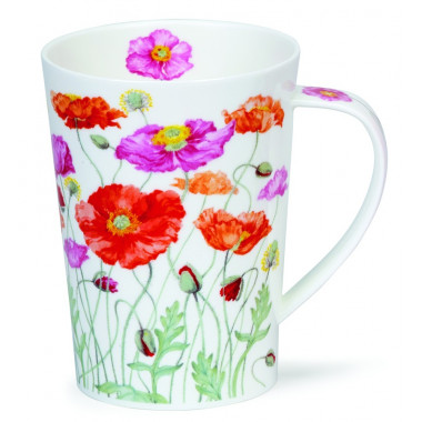 Mug Poppies Dunoon 500ml