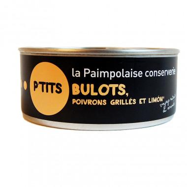 Tapas P'tits Bulots 215g