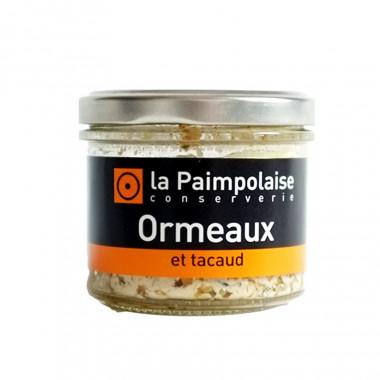 Tartinable Ormeaux & Tacaud 80g