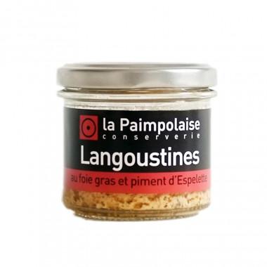 Tartinable Langoustines au Foie Gras 80g