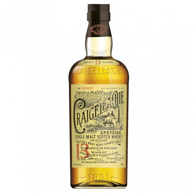 Craigellachie 13 Ans 70cl 46°