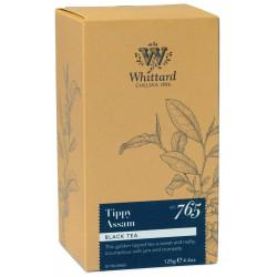 Whittard Thé Tippy Assam 50 sachets 125g
