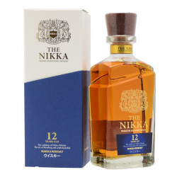 The Nikka 12 ans Premium Blend 70cl 43°