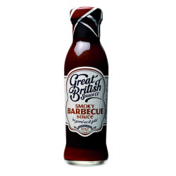 Sauce Smokey Barbecue Great British Sauce 330g