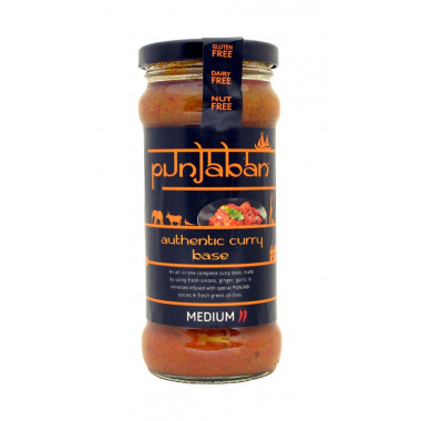 Sauce Punjaban Curry 350g