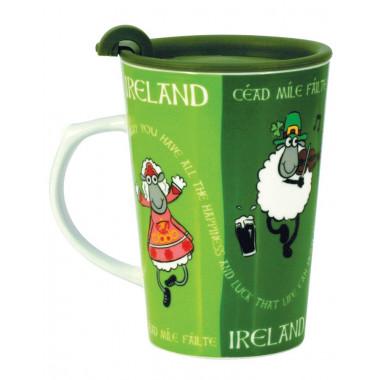 Mug Irish Sheep 350ml