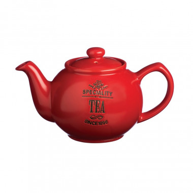 Theiere Rouge Specialty Tea 1.10L