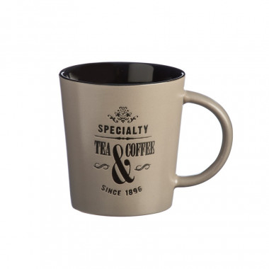 Mug Taupe Specialty Tea 370ml