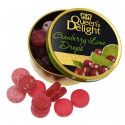 Cranberry & Lime Drops Queen's Delight 150g
