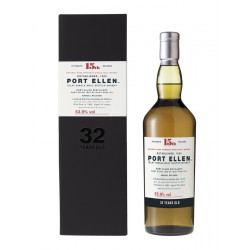 Port Ellen 32 ans 1983 15th Release 70cl 53.9°