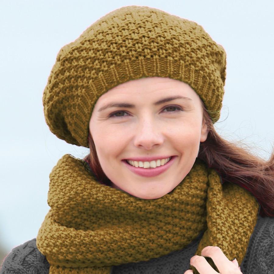 bonnets femme bonnets en laine hiver le comptoir irlandais. Black Bedroom Furniture Sets. Home Design Ideas