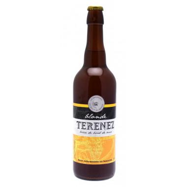 Terenez Bière Blonde 75cl 6.3°