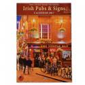Calendrier 2017 Pubs & Panneaux Irlandais