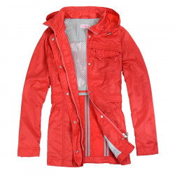 Parka Rouge Out of Ireland