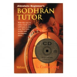 Manuel d'apprentissage du Bodhrán + CD