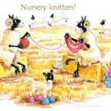 Dessous de Verre Nursery Knitters
