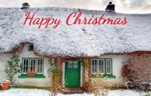 Modèle Happy Christmas