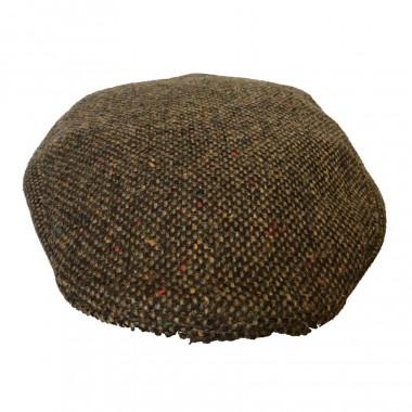 Casquette Marron Chiné Hanna Hats