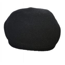 Casquette Tweed Bleu Marine Unie Hanna Hats c199803a58e2