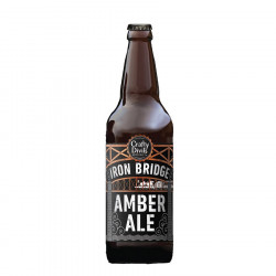 Iron Bridge Amber Ale 50cl 4.3°