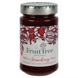 Fruit Tree Strawberry Organic Fruit 250g