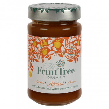 Abricot 100% Fruits Bio 250g Fruit Tree