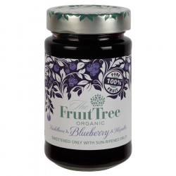 Fruit Tree Blueberry 100% Organic Fruit 250g
