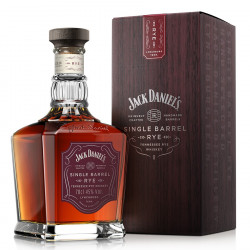 Jack Daniel's Single Barrel Rye 70cl 45°