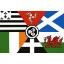 Celtic Nations Flag 100x150