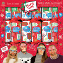 Tom Smith Festive Photo Fun Christmas Crackers x6