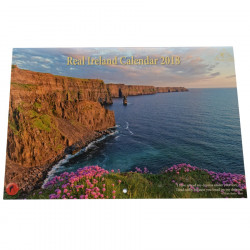 Calendrier A4 Real Ireland 2018