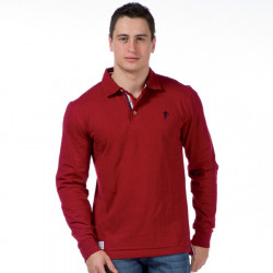 "Ruckfield Red ""Le Sébastien"" Polo Shirt"