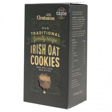 Grahams Irish Oat Cookies 135g